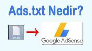 ads txt nedir ads txt dosyası