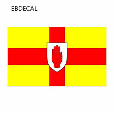 Ebdecal Ireland Flag Accessories For Auto Car Bumper Window Wall Decal Sticker Decals Diy Decor Ct11707 Car Stickers Aliexpress