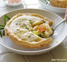 gluten free en pot pie