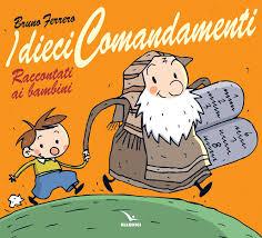 I dieci comandamenti raccontati ai bambini: 9788801027563: Amazon ...