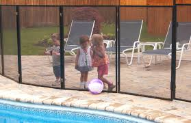 Babyloc Removable Pool Fence Is A Convenient Cost Effective Additional Layer Of Protection To Help Deter Pool Fence Removable Pool Fence Pool Safety Covers