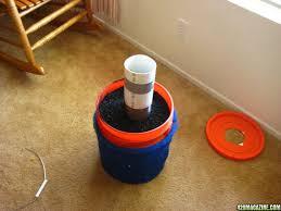 diy high flow carbon filter 420