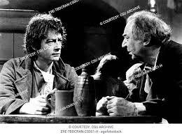 CRIME AND PUNISHMENT, John Hurt, Frank Middlemass, 1979, Stock ...