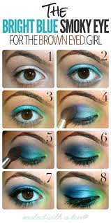 step by step eye makeup pics my