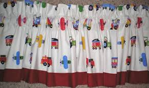 Planes Trains And Trucks Valance Made W Olive By 3buttonsn2bows Transportation Room Big Boy Room Boy Room