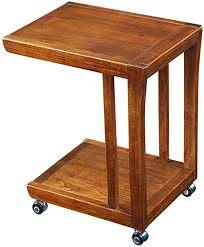axdwfd folding table side table solid