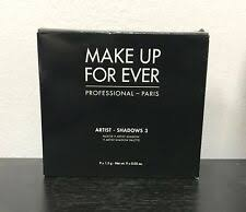 make up for ever orted eyeshadows