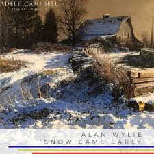 Presenting new paintings for the ACG... - Adele Campbell Fine Art ...