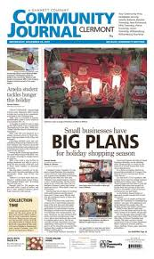 Community journal clermont 112515 by Enquirer Media - issuu