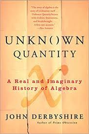 Unknown Quantity: A Real and Imaginary History of Algebra: Derbyshire,  John: 9780452288539: Amazon.com: Books