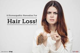 6 homeopathic remes for hair loss