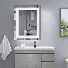 co z wall mounted led mirrors
