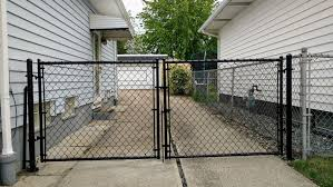 Chain Link Fence Connection