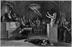 How 12-Year Old Abigail Williams Started The Salem Witch Trials