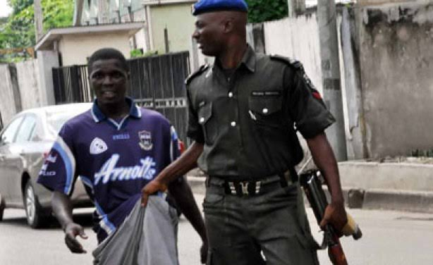 Image result for lagos police""