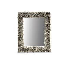 driftwood mirror rectangular respire