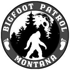 Montana Bigfoot Patrol Decorative Car Truck Decal Window Sticker Vinyl Die Cut Vacation Travel Souvenir X File Unexplained Mysteries Space Ship Ufo Flying Saucer Cryptid Sasquatch Walmart Com Walmart Com