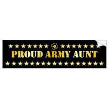 Proud Aunt Bumper Stickers Decals Car Magnets Zazzle