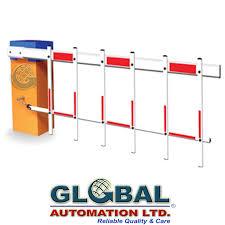 Fence Arm Barrier Gate Global Automation Ltd