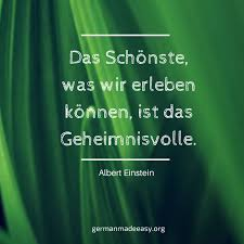 german quotes about life german made easy
