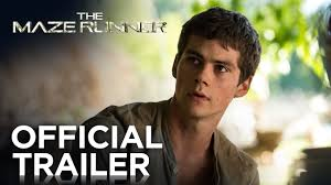 The Maze Runner | Official Trailer [HD]