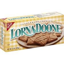 lorna doone shortbread cookies green