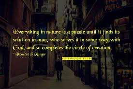 god creation nature quotes top famous quotes about god