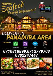 NAVRO Seafood Restaurant - Home | Facebook