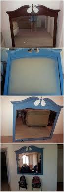 old dresser mirror repurpose 2016 mh