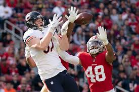 The Bears' tight end overhaul is complete after trading Adam Shaheen – The  Athletic