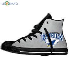 أحذية رياضية مطبوع عليها صورة شعار مخصص أحذية مضحكة لسلاح الجو