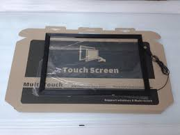 diy touch screen overlay ir touch frame