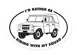 I D Rather Be Riding With My Squad Vinyl Decal Pubg Fan 3 Pack Oval Computer Stickers 3 X 2 On Galleon Philippines