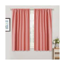 Ryb Home Room Darkening Curtains Light Block Privacy Shades Window Decorating Curtains For Daughter Bedroom Kids Room Blinkee Com