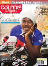 Get your digital copy of African American Golfer's Digest-Vol. 10, No. 2 -  Summer 2013 issue
