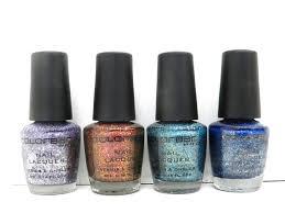 darkened summer nail polish