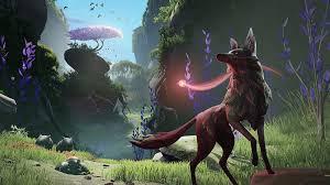 lost ember wolf wallpaper hd games 4k