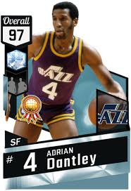 Unstoppable - User Review for Adrian Dantley - 2KMTCentral