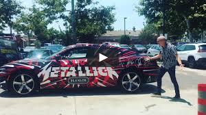 Life Of Kii Metallica Car On Vimeo