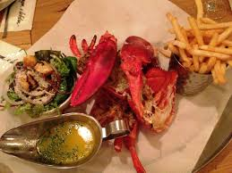 burger and lobster - review • The ...