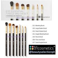 bh cosmetics eye essential 7 piece