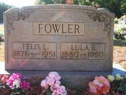 "James Felix Lawson Gaines ""Sock"" Fowler (1876-1951) - Find A Grave Memorial"
