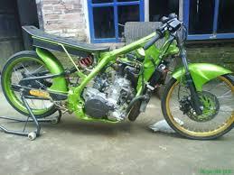 modifikasi motor drag jupiter z