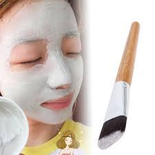 face mask mud mixing skin beauty