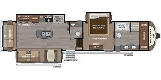 2017 keystone montana 3911fb floorplan