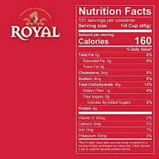 royal basmati rice 15 pound bag for