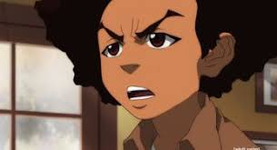 boondocks cartoon