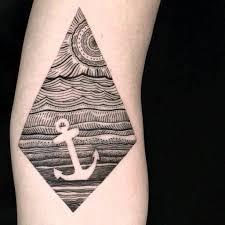 Znaczenie Tatuaz Kotwicy Tatuaze Blendup