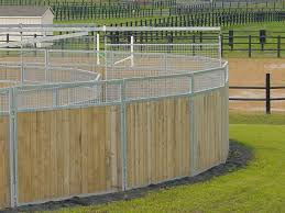 Fence Panel Systems Odyssey Horse Performance Trainers