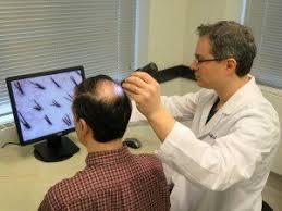 trichologist hair loss cure